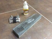 Stanley Chisel Sharpening Kit - used