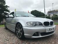 BMW E46 2004 318i Convertible Facelift £1250