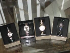 Ladies Dress watches, all boxed and all new and unused 1/2 label price!
