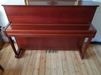 Kemble piano for sale, very well kept. Lovely condition. Plays lovely. Reluctant sale.