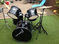 Rocket music drum kit