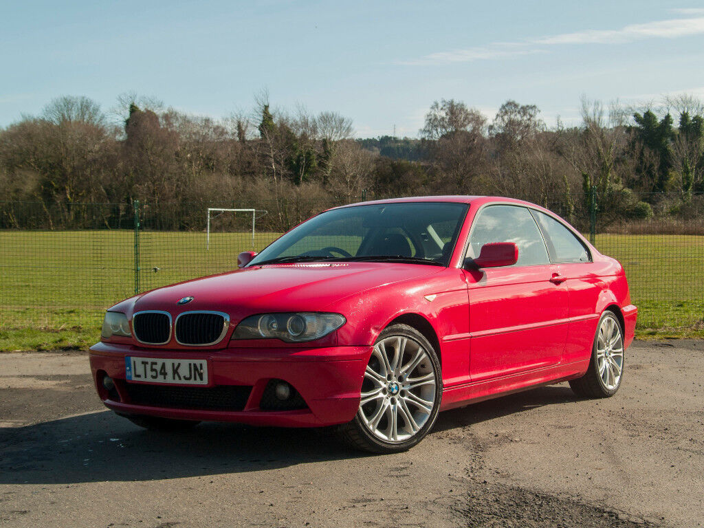 2004 '54' BMW 320CD SE 3 Series 2.0, Manual, 2 Door Coupe ...