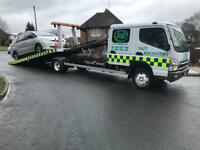 Vehicle recovery and road side assistance