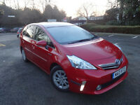 Toyota Prius+ T4 Electric Hybrid Auto 0% FINANCE AVAILABLE