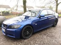 57 Reg BMW 318D M SPORT (TURBO DIESEL) eg mondeo focus skoda astra golf A4 118d passat insignia 320d