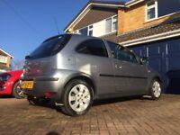2006 Vauxhall Corsa C SXI+ 1.2 low mileage excellent condition