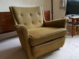 Mid Century chair, Howard Keith