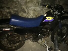Suzuki ts 50 300 or could do a deal for a kids quad