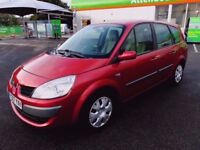 7 SEATER RENAULT GRAND 1.5 DIESEL MANUAL IN VERY CLEAN CONDITION. LONG MOT. FULL SERVICE HISTORY