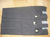 Boys Grey School Trousers. Size 6-7 years. Brand New with Tags.