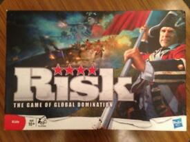 Risk board game (RRP £35)
