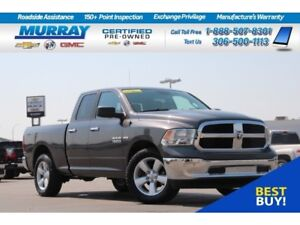2014 Ram 1500 *BOX LINER,HEATED MIRRORS,TOW PKG*