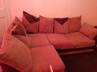 Comfy Corner Sofa and armchair