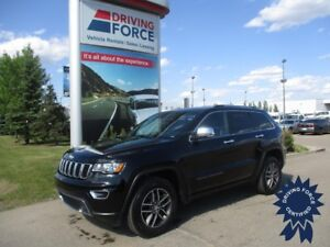 2018 Jeep Grand Cherokee Limited 5 Passenger 4X4, Backup Camera