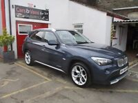 2010 BMW X1 2.0 23d SE xDrive 5dr 1 FORMER KEEPER FROM NEW F/S/H