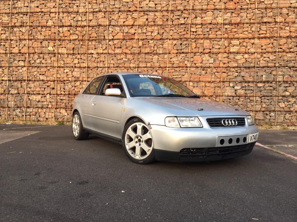1999 audi a3 sport track car in willand devon gumtree. Black Bedroom Furniture Sets. Home Design Ideas