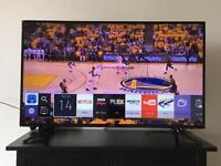 Samsung UE48JU6000 - 48 inch 4K Ultra High Definition Smart TV - Perfect Condition