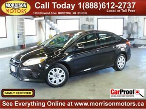 2013 Ford Focus SE, Low km's! Htd Seats, Exc. Cond.