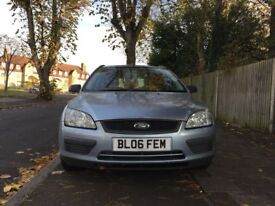Diesel ford focus 1.6 for sale, MOT, timing belt had been changed recently, drives good.