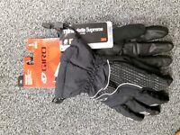 NEW Men's Giro Proof Gloves size XXL (double glove inner + outer)
