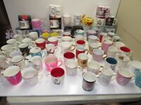 Job lot 75 Novelty Cups Birthday, Mam,Dad , 21st ECT... Brand New
