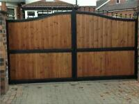 Made to measure driveway gates fence panels mot welding and lots more great quality great value