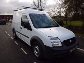FORD TRANSIT CONNECT T230 LWB HIGH ROOF 2010 12 MONTHS MOT