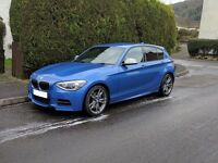BMW M135i - Automatic w/ £5k optional extras