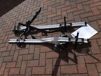 Genuine Jaguar roof mounted cycle carrier.Bike rack C2A-1539