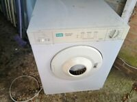 Tumble dryer 3 kg load timer and setting vented it works but drum makes a little noise