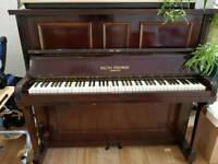 Sold _ Upright piano for free
