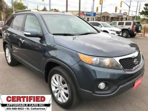 2011 Kia Sorento LX ** HTD SEATS, BLUETOOTH, CRUISE **