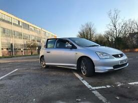 Honda Civic Type R ep3 1prev owner Full history MOT