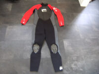 wet suit ladies girls small to medium used once