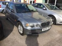 BMW 316Ti – open to offers - spare or repairs