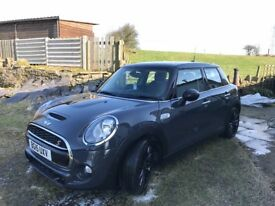 2015 Mini Cooper SD 5dr (Auto, Chilli Pack)