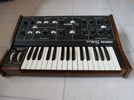 Moog Prodigy Synth