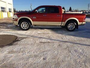 2013 Dodge Ram 1500 Laramie Longhorn Edmonton Edmonton Area image 5