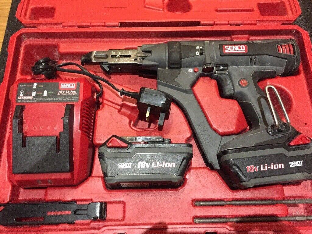 18v senco DS5550 screw gun | in Chelmsford, Essex | Gumtree