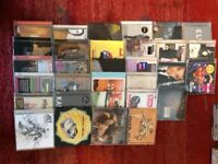 Selection of 50+ CDs for a new home, 90s classics and beyond