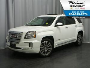 2016 GMC Terrain Denali AWD   Sunroof   Alert Package   V6