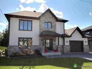 387 000$ - Maison 2 étages à vendre à Ste-Marie