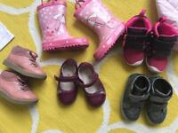 Toddler Shoes and Jackets Geox, Zara etc