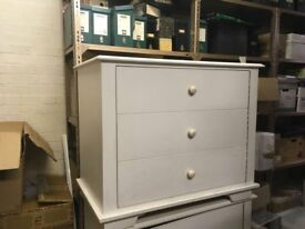 2 x wooden cupboards