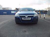 2005 Vauxhall Astra 1.6 i 16v Club 5dr Hatchback.11 months mot Full service history