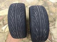 2 Tyres good condition