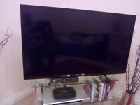 LCD Television 42 inch 3 months old.