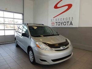 2008 Toyota Sienna LE 8 passagers