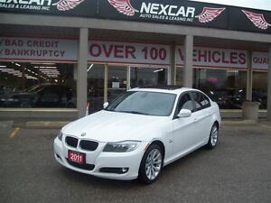 2011 BMW 3 Series 328XI AUT0 AWD LEATHER SUNROOF 88K