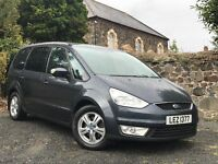 2006 ford galaxy 2.0 tdci zetec new model